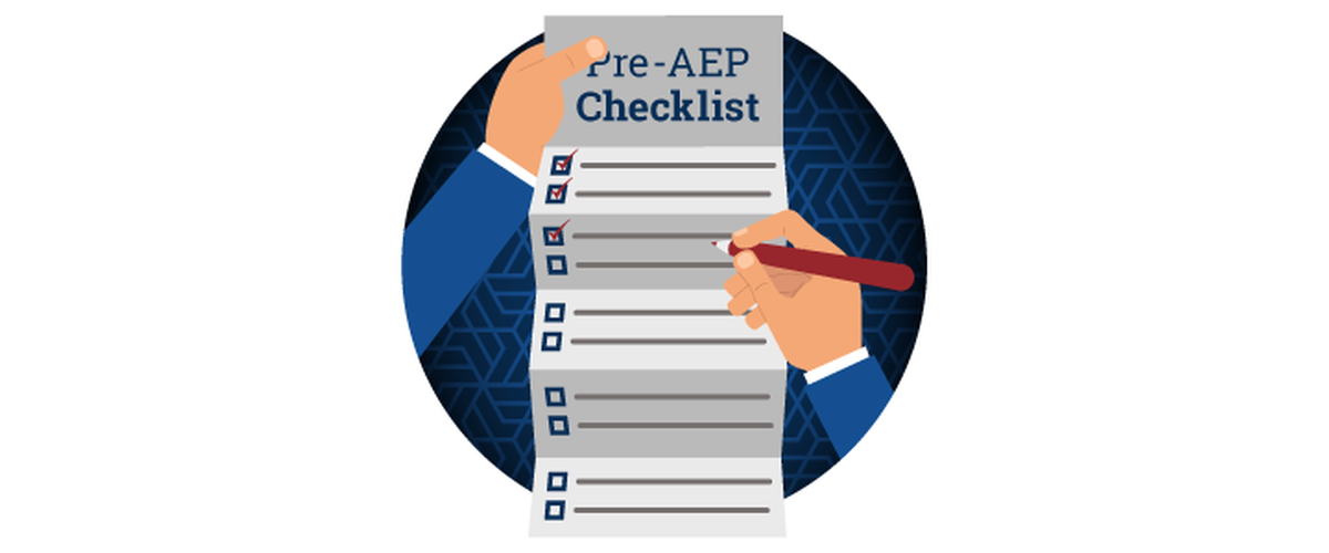 Your Pre-AEP Preparation Checklist